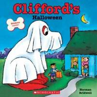 Clifford#x27;s Halloween Paperback By Bridwell Norman GOOD $3.68