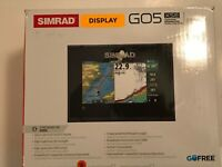 Simrad GO5 XSE Combo with TotalScan Transom Mounted Transducer 000-12452-001