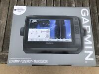 Garmin ECHOMAP Plus 94sv with GT51 Transducer