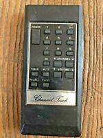 Channel Touch remote control $20.00