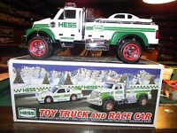 2011 HESS TRUCK AND RACER