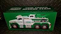 HESS 2019 Holiday Toy Tow Truck *NEW* FREE EXPEDITED SHIPPING *Sold Out Online*