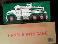 2019 Hess Truck Rescue Team & Tow Truck w/ Sounds Brand New Sealed -