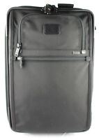 TUMI 'Alpha' Black Nylon International Expandable Carry-On - 22020DH