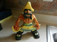 Vintage SHEARWATER POTTERY LaFitte Pirate Figurine