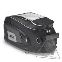 GIVI XS307 XStream Tanklock Motorcycle/ATV Tank Bag | 15L - Black