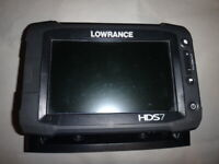 Lowrance HDS 7 Touch INSIGHT USA GEN 2 GPS/Fishfinder Navico