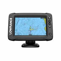 Lowrance Elite-7 Ti2 C-MAP HDI A I Transducers Y Cable