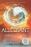 Allegiant Divergent Series Paperback By Roth Veronica GOOD