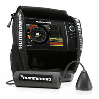 Humminbird HELIX7 CHIRP G3N Ice Sonar GPS System All Season Kit