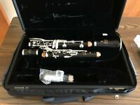 Yamaha SEV-Master Clarinet in A *Mint*