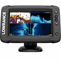 Lowrance Elite7 Ti2 Fish Finder Without Transducer - 00014629001 fishfinder/gps