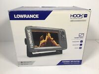Lowrance HOOK2 7X SplitShot GPS Fish Finder