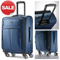 Samsonite Leverage LTE 20 inch Softside Expandable Spinner Luggage Carry On