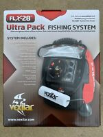 Vexilar UP28PV FLX-28 Ultra Pack w/ ProView Ice-Ducer Combo - NEW