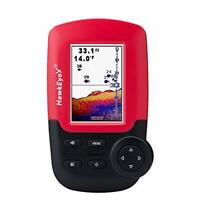HawkEye Fishtrax 1C Fish Finder with HD Color (HD Color Virtuview Display)
