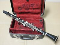 Vintage Buffet Crampon Wood Clarinet Bb Made in W- Germany