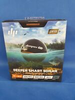Deeper Pro+ Plus GPS Wi-fi Wireless Smart Sonar Fish Finder