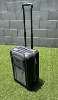TUMI Alpha 3 International Dual Access 4 Wheeled Carry-On Anthracite MSRP $850