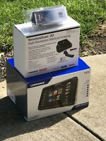 Lowrance HDS-12 Carbon 3D With Structure Scan Transducer.