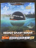 Deeper DP1H10S10 Pro GPS Wi-fi Wireless Smart Sonar Fish FInder