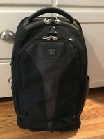 REI Smart Rolling Wheeled Suitcase Luggage Backpack Carry-on 24