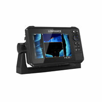 Lowrance HDS7 Live With 3In1 Transducer