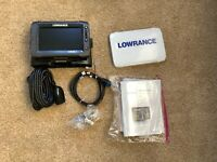 Lowrance HDS 7 Gen 2 Touch Fishfinder GPS WITH Gimbal  WITH new transducer