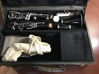Selmer Paris Series 10 Bb WOOD CLARINET - Very good condition Late 1960's era