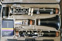Buffet Crampon E11  Wooden Silvered keywork French clarinet
