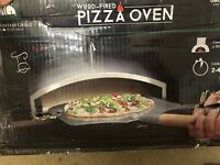 Green Mountain Grill Wood Fired Pizza Oven for Jim Bowie and Daniel Boone