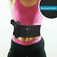 Belly Band Holster for Concealed Carry Elastic Breathable Waistband 41.7 inch