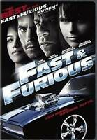 Fast amp; Furious Universal DVD VERY GOOD FREE US SHIPPING $5.99