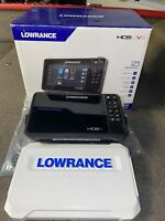 Lowrance HDS7 Live With 3 In 1 Transducer