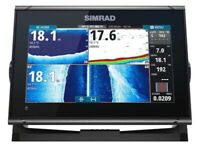 SIMRAD GO9 SXE with 3 in 1 ACTIVE IMAGING and CMAP PRO MAPS