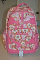 Pottery Barn Kids Rolling Backpack quot;Ameliaquot; Free Shipping