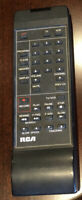 RCA remote control For TV And VCR SUM 3 R6 $6.95