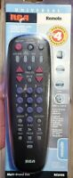 RCA Universal Remote Control for TV VCR DVD amp; CABLE or SATELLITE NEW IN PKG $7.99