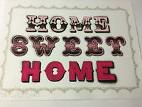 Ben Eine Home Sweet Home Screen Print Printers Proof Excellent Condition GBP 350.00