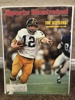 1975 January 20 Sports Illustrated Magazine The Steelers TERRY BRADSHAW