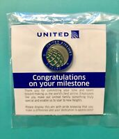 UNITED AIRLINES 5 YEAR SERVICE PIN