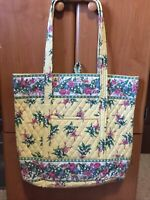 vera bradley large tote Retired Color Lilly