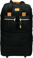 30quot; Expandable Rolling Duffel Bag Wheeled Spinner Suitcase Luggage Heavy Duty