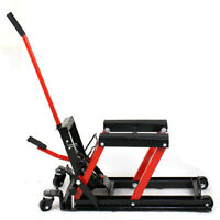 Hydraulic Scissor Lift Jack Designed for MX Dirt Bikes Motorcycle Quads and ATV
