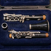 Selmer USA 1401 Used Clarinet B flat Great Condition Pre-Sale Serviced