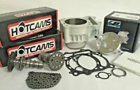 LTZ400 LTZ 400 Z400 Stage 2 Hotcams Big Bore Cylinder Kit 94 mil 434 Hot Cams