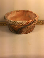 Comanche Pottery made in Texas Unique Planter