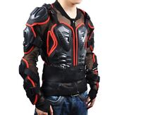Motocross motorcycle Body Spine Chest Armour guard Protector Jacket Vest MX ATV