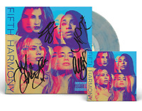 Fifth Harmony NEW 2017 AUTOGRAPHED SIGNED LP Vinyl Self Titled SOLD OUT $119.99