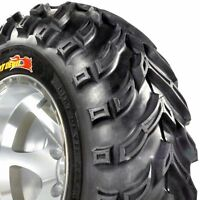 "11"" GBC MOTORSPORTS DIRT DEVIL A/T ATV UTV TIRE 25x10.00-11 6PLY - FREE SHIP!"